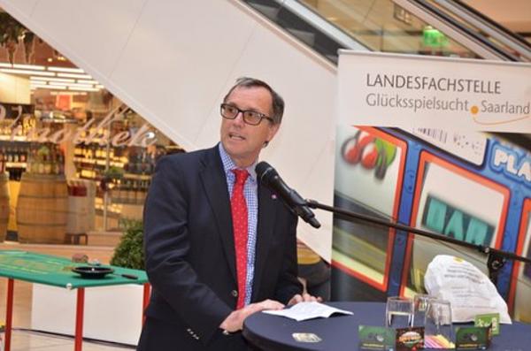 Grußworte von Prof. Dr. G. Dörr, Landesinstitut für präventives Handeln.